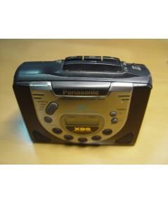 PANASONIC Walkman RQ-V85 Radio-Cassette Tape ใช้งานได้ทุกระบบ