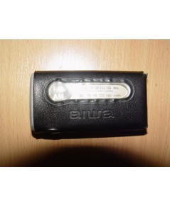 Aiwa CR-A56 AM/FM Super Bass Pocket Radio ขนาดจิ๋วใช้งานได้ปกติ