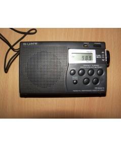 Sony ICF-M260 pocket Radio วิทยุพกพา AM/FM ใช้งานได้ปกติ เสียงดีมาก