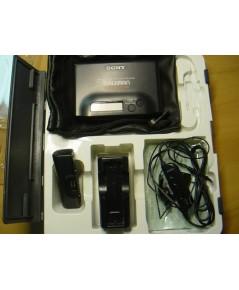 SONY Walkman WM-F702 ใช้งานได้ปกติ เสียงดีมาก สภาพใหม่ในกล่องพร้อมอุปกรณ์ครบชุด พร้อมใช้งาน
