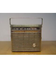วิทยุAM ขนาดเล็ก ZENITH DELUXE ROYAL41ใช้งานได้ปกติ Made in U.S.A.