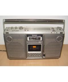 วิทยุหูหิ้วใหญ่ SONY CF-575S Stereo Mpx ใช้งานได้เฉพาะวิทยุรับฟังชัดเจน