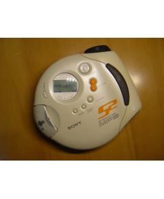 SONY WALKMAN Mp3 G-Protection รุ่นD-CS901ใช้งานได้ปกติ เสียงดีมาก