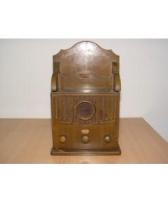 ที่เก็บกุญแจ วิทยุ fm am แบบโบราณ Silvano ใช้งานได้ปกติ สภาพดีมาก