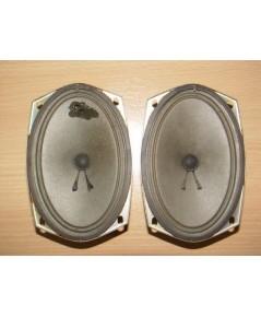TANIN ดอกลำโพงวิทยุโบราณ ธานินทร์ 4x6 นิ้ว ของแท้ใช้งานได้ปกติ