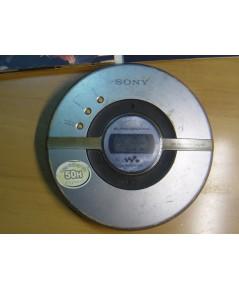 SONY Walkman D-EJ100 ใช้งานได้ปกติ เสียงดีมาก