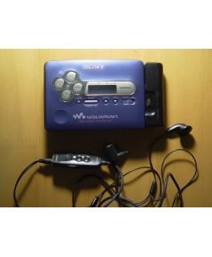 SONY Walkman Cassette Tape-Radio WM-FX675 ใช้งานได้ปกติ