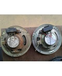 ดอกลำโพง Philips LHM 0626 00 พร้อมหม้อแปลงขยายเสียง ใช้งานได้ปกติ 6Watts 100V