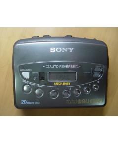 SONY Walkman WM-FX453 Auto reverse Cassette-Radio ใช้งานได้ปกติ