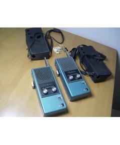 TOKAI วิทยุสื่อสารโบราณ 13 Transistor ใช้งานได้ปกติ รับ-ส่ง ในระบบ AM Super-Heterodyne สภาพสวยมาก