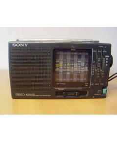 วิทยุโบราณ SONY ICF-SW10 12 Bands Made in Japan ใช้งานได้ปกติ เสียงดี รับฟังชัดเจน