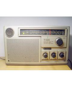 TANIN 3 Band AM/SW1/SW2 วิทยุธานินทร์โบราณ T-325 ใช้งานได้ปกติ รับฟังชัดเจน