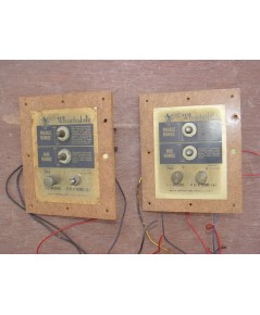 Wharfedale Cross network โบราณแบบ 3ทางรุ่นหายาก ใช้สำหรับเครื่องเสียงหลอด Made in England