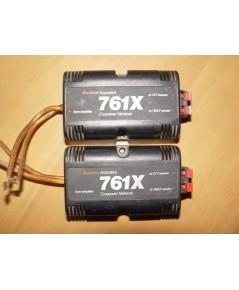 Cross network BOSTON Acoustics 761X U.S.A. ใช้งานได้ปกติ