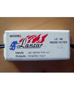 ตัวกรองสัญญานรบกวนวิทยุรถยนต์ Lanzar Lz-68