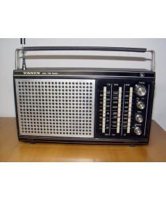 วิทยุFM TANIN TF-21 ธานินทร์ ใช้งานได้ปกติ สภาพสวย