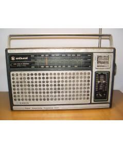 วิทยุโบราณ ธานินทร์ T-114A Tanin AM 7Transistor ใช้งานได้ปกติ