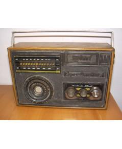 วิทยุโบราณ ซันสตาร์ ระบบ AM 7 Transistor ใช้งานได้ปกติ