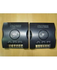 Performance Crossover network 2ทาง รุ่น265ME ใช้งานได้ปกติ