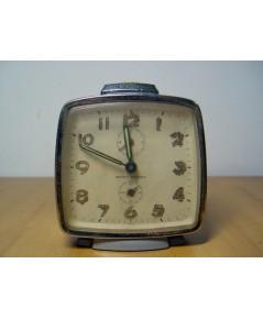 นาฬิกาปลุกวินเทจ Seiko Corona 2 เข็มครึ่ง ใช้งานได้ปกติ