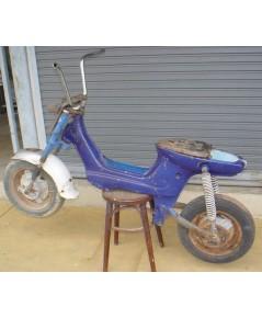 Honda Chaly ซากรถชาลี