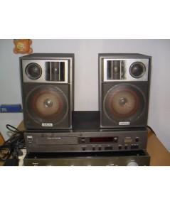 ลำโพง Yamaha รุ่น PC-8S ใช้งานได้ปกติ เสียงดีมาก