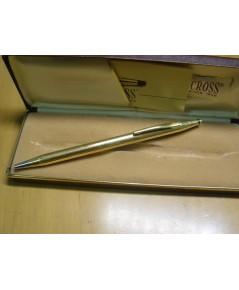 ปากกา CROSS 18K GOLD FILLED ปากกาครอส U.S.A. สภาพดีมาก