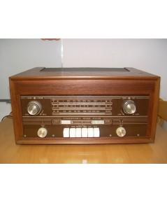 วิทยุหลอดระบบ Stereo Single end 5 Watt ใช้งานได้ปกติ ต่อ Aux/Phono ได้เสียงดีมาก