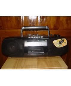 วิทยุ-เทปหูหิ้ว SONY CFS-87S Mk2 สภาพโชว์