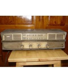 วิทยุหลอดญี่ปุ่น ขายตามสภาพ อุปกรณ์ครบ หลอดครบ
