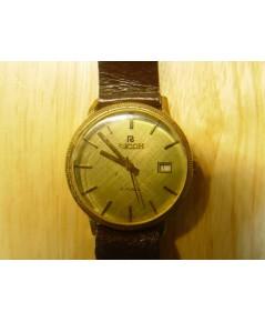 นาฬิกาโบราณ RICOH ระบบไขลาน มีวันที่ เครื่องเดิมใช้งานได้ปกติ
