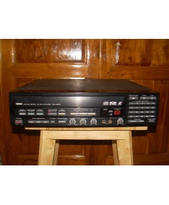 YAMAHA CVD-1200K เครื่องเล่น Laserdisk/CD Karaoke พร้อมรีโมท ใช้งานได้ปกติ รุ่นหายาก