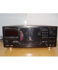 Pioneer PD-F1039 CD Player 301 แผ่น ใช้งานได้ปกติ เสียงดีมาก
