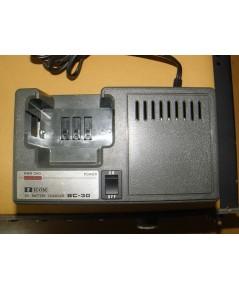 แท่นชาร์จวิทยุสื่อสาร ICOM BC-30 ใช้กับรุ่นIC 02 2G 2N JAPAN