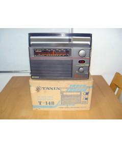 วิทยุธานินทร์ T-148 TANIN ของใหม่เก่าเก็บ พร้อมกล่อง