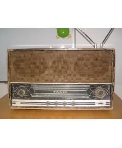 วิทยุโบราณ Tanin TF-101A ธานินทร์ FM AM ใช้งานได้ปกติ