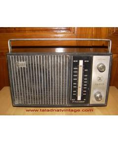 TANIN TS-01 ธานินทร์ ระบบ AM 7 Transistor ใช้งานได้ปกติ