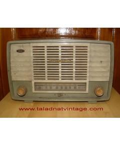 วิทยุหลอด Sharp ของ Thai Radio Bangkok สภาพโชว์ ไม่ได้ลอง หลอด 4 หลอดอยู่ครบ
