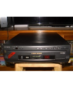 SONY MDP-MR1 Laser disc player Stereo ใช้งานได้ปกติ สภาพใหม่