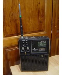 SONY ICF-5500W PSB-FM-AM ใช้งานได้ปกติ