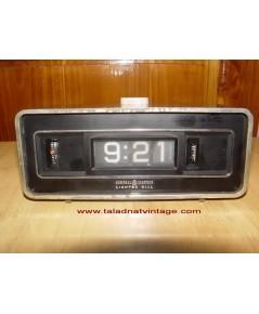 GE นาฬิกาตัวเลขพับ ใช้งานได้ปกติ