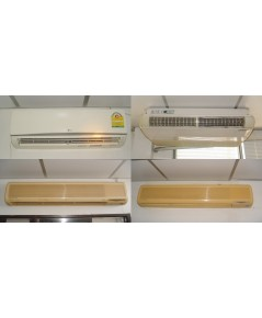 แอร์ 12000-38000 BTU มี 16 ตัว ใช้งานได้ทุกตัว(ปรับลดราคา)
