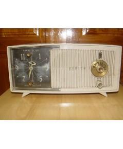 วิทยุหลอด ZENITH Radio มีนาฬิกา U.S.A. ระบบ AM