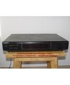 SONY ST-JX661 Digital FM Stereo Tuner