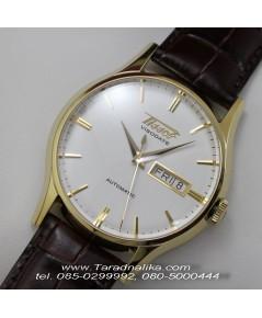Tissot visodate 1957 automatic T019.430.36.031.01 เรือนทอง