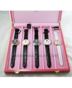 นาฬิกา Orient 84 พรรษา limited edition ชุดใหญ่ 5 เรือน (ขายแล้ว)