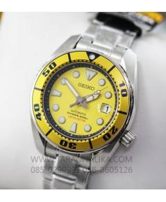 นาฬิกา SEIKO Yellow SUMO SCUBA DIVER\'s 200 m  limited Edition(ขายแล้วครับ)