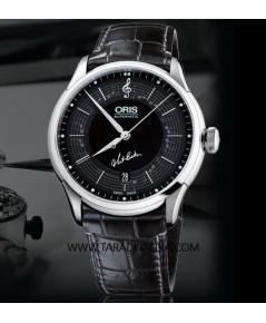 นาฬิกา Oris Jazz Chet Baker Limited Edition 733 7591 4084-Set LB(ขายแล้วครับ)
