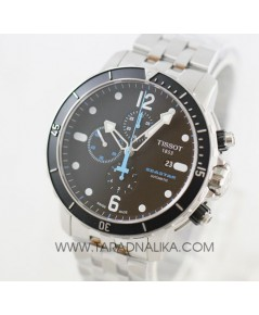 นาฬิกา TISSOT SEASTAR Gent Automatic Chronograph Diver\'s 200 เมตร T066.427.11.057.00 (ขายแล้วครับ)