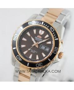 นาฬิกา Orient The Master Diver\'s 200 m Automatic pinkgold Limited Edition(ขายแล้วครับ)